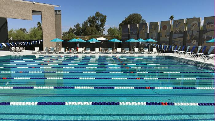 New Aquatics Center Makes A Splash Arizona Jewish Life