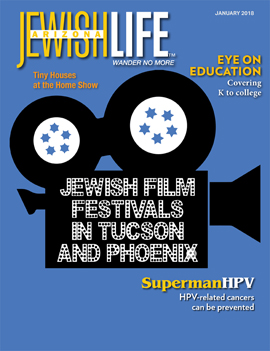 'AZ JewishLife Subscribe' from the web at 'http://azjewishlife.com/wp-content/uploads/2017/12/JanCover_edited-1.jpg'